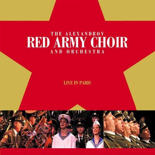 Red Army Choir - Live in Paris