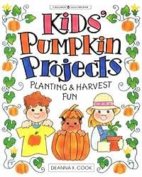 Kids' Pumpkin Projects: Planting & Harvest Fun