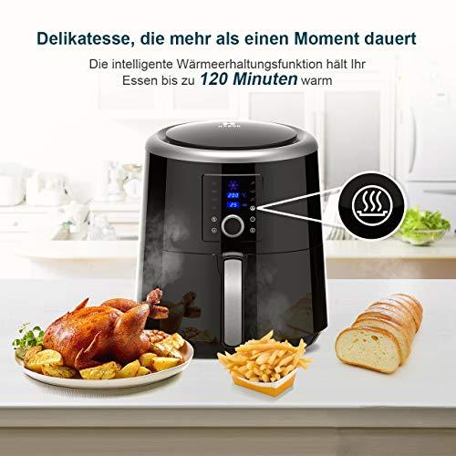 Zoom IMG-3 habor airfryer friggitrice ad aria