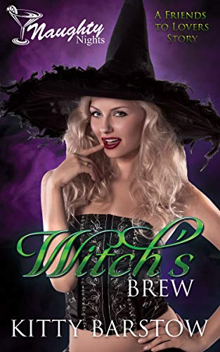 Sexy Halloween Co - Witch's Brew: A Friends to Lovers