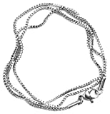 Best Cousin Chains - Cousin Stainless Steel Box Link Chain with Clasp Review