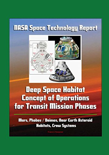 NASA Space Technology Report: Deep Space Habitat Concept of Operations for Transit Mission Phases - Mars, Phobos / Deimos, Near Earth Asteroid, Habitats, Crew Systems