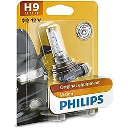 Philips 12361B1 Ampoule de phare Vision H9 sous blister