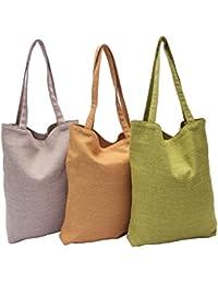 b1007eaeeffe8 Beutel Webstoff Portland Einkaufs Trage Tasche Schulter Stoff uni bag