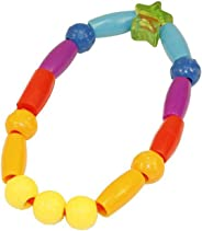 The First Years Soft Teething Beads Baby Teether Toy [Multicolor, Y1475], Multi Color