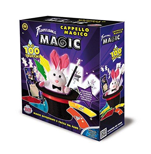 Grandi giochi gg00290 - il cappello magico 100 giochi