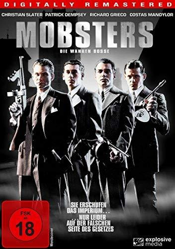 Mobsters - Die wahren Bosse (Bugsy Dvd)