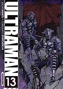 Ultraman Edition simple Tome 13