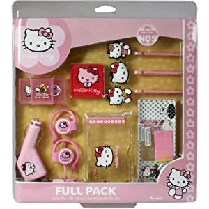 Nintendo DS lite – Hello Kitty Full Pack