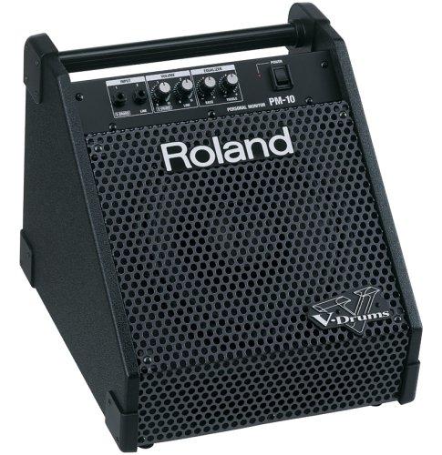 pm-10–Verstärker Elektronisches Schlagzeug Roland pm-10- Test