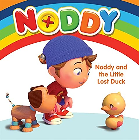 Noddy and the little Lost Duck: Board Book