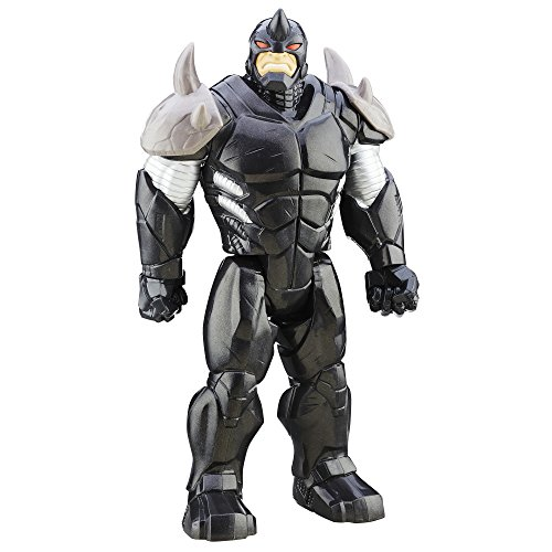 Spider-Man Ultimate vs. The Sinister Six: Titan Hero Marvel Rhino Series with Gear