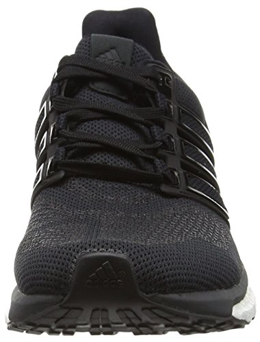 Adidas Energy Boost 3 W, Scarpe da Corsa Donna Nero (Black (Core Black/Dark Grey/Dgh Solid Grey))