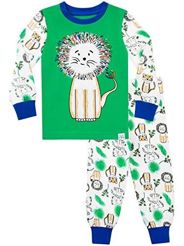 rivenditore online 50e66 d2008 Harry Bear Pigiama per Ragazzi Re della Giungla Vestibilitta ...