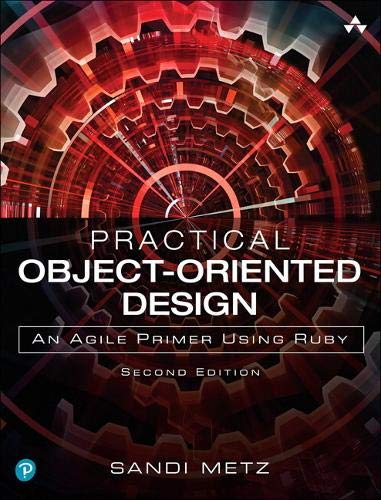 Practical Object-Oriented Design in Ruby: An Agile Primer - Das Software Store-design