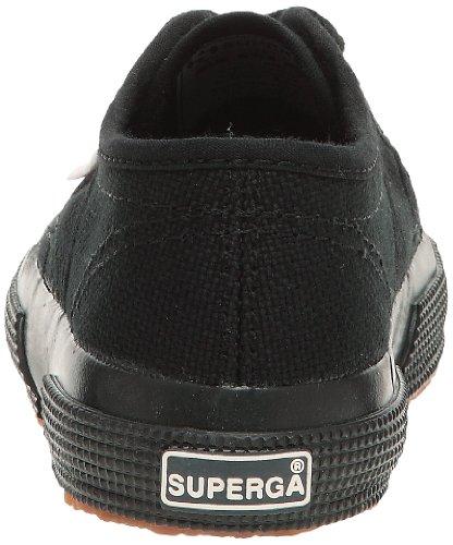Kinder Sneaker Superga Unisex S0003C0 Schwarz 2750 Noir CLASSIC JCOT qrRwXxg7YR