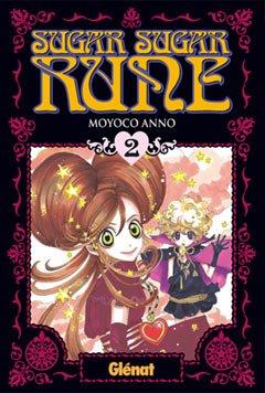 Sugar Sugar Rune 02 (Shojo Manga)