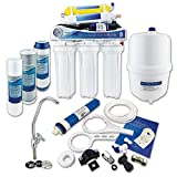 Finerfilters, unità con pompa per osmosi inversa, domestica, in 6fasi