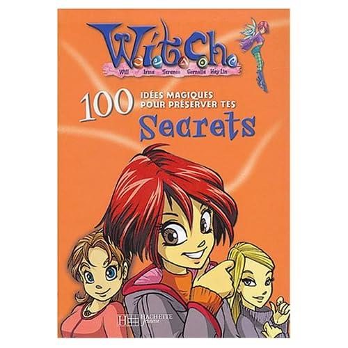 Witch: 100 idées tes secrets
