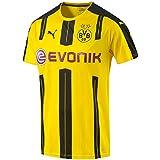 Puma Men's Borussia Dortmund Home 16-17 Replica Football Shirt