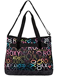 Roxy Sunday Blues - Bolso bandolera, color gris, talla 44 cm