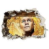WWE John Cena Smash Wrestling 700mm Wandtattoo Vinyl Art Wand für Autos Motorräder Wohnwagen Häuser customise4utm, wwe john cena smash, 700 mm