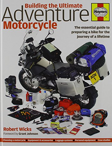 Building The Ultimate Adventure Motorcycle por Haynes Publishing