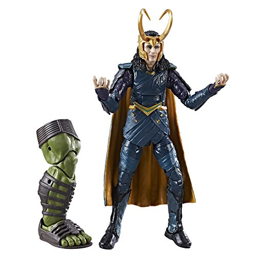 Hasbro Marvel Thor Legends Loki Series 1piece (s) Multicolor Child - Kids Toy Figures (Multicolor, 4 year (s), Child, TV and Movie Series, Action / Adventure, 152,4 mm)