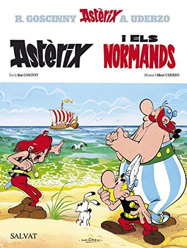 Asterix I Els Normands/Asterix and the Normans