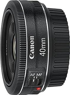 Canon EF 40 mm f/2.8 STM Lens - Black (B0089SWZDU)   Amazon Products