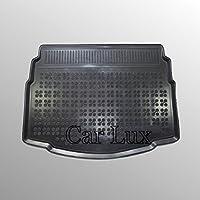 Car Lux AR02526 - Alfombra Cubeta Protector cubre maletero de goma y enrollable PREMIUM