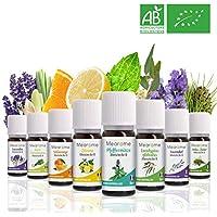8 ätherische BIO Öle • für Diffuser- AROMATHERAPIE Set • Ätherisches Öl • 100% naturrein • ideal als Duftöl /... preisvergleich bei billige-tabletten.eu