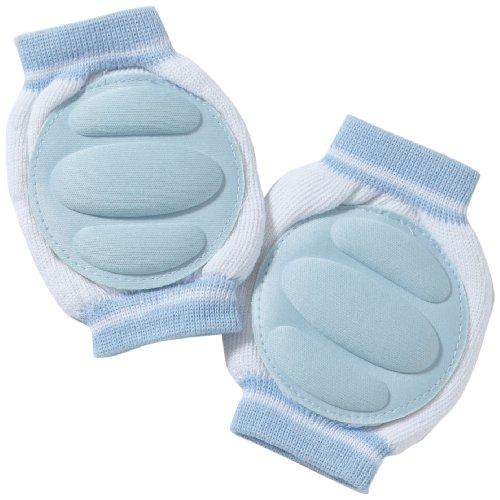 Playshoes Unisex - Baby Set 498801 Knieschoner von Playshoes, Gr. one size, Mehrfarbig (hellblau)