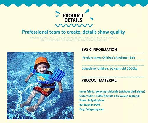 Zoom IMG-3 taozyy braccioli bambini puddle jumper