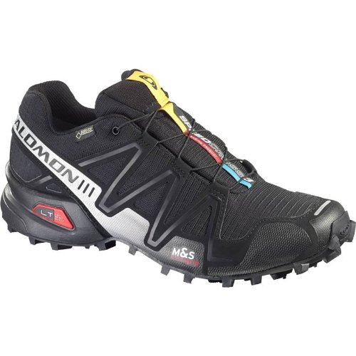 Salomon Speedcross 3 GTX -, Homme, Multicolore (Dark Khaki/Black/GR), Taille