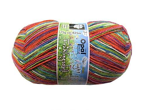 Opal Frühlingsduft 3-Fach Sockenwolle Sonnenwende 75 gr