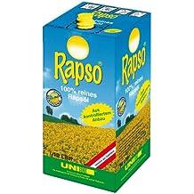 Rapso 100 prozent Reines Rapsöl, 1er Pack (1 x 10 l)