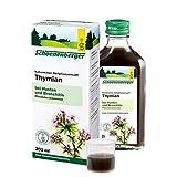 Thymian. Naturreiner Heilpflanzensaft bio (200 ml)
