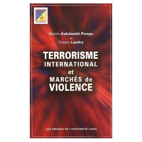 Terrorisme international et marchés de violence