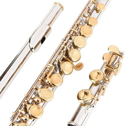 glory-flauta-tonalidad-do-con-funda-varilla-gamuza-lubricante-y-guantes-nickel-laquer