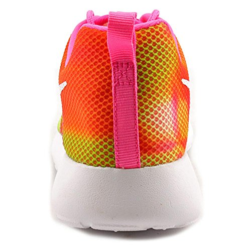 Nike Rosherun Scarpe da Corsa, Unisex Bambino Pink Pow/White