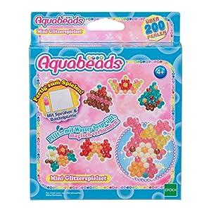 Unbekannt aquabeads 30289-Mini Purpurina Juego, Juego de Manualidades para niños
