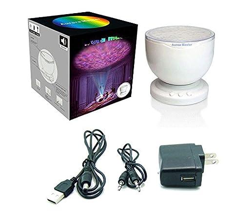 SJMM Projektionslampe, Projektor, Lampe, Farbe bunt, 2.5W