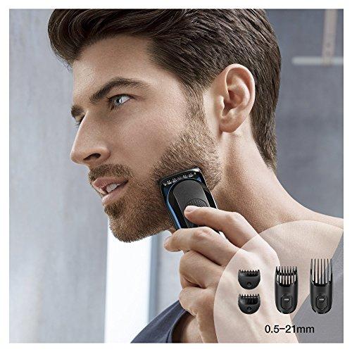 Braun Multigrooming-Set MGK3040, Bartschneider, Trimmer, Bodygroomer, mit Gillette Body Abbildung 3