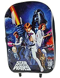 Star Wars Equipaje infantil, negro (negro) - STAR001017