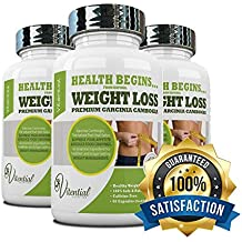 Pure Garcinia Cambogia Wholefruit A Dietary Supplement for Weight Loss High Strength Premium Quality Pills A Natural Healthy Way to Lose Weight Caffeine Free 1 Months' Supply (60 Capsules) Manufactured in the UK ★ 100% Satisfaction MONEY BACK GUARANTEE Plus Free PDF Guide ★