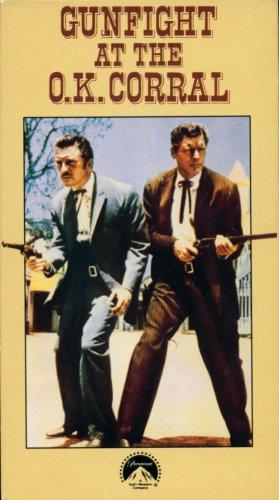 Preisvergleich Produktbild Gunfight at the O.K. Corral (Original Paramount Home Video Release)