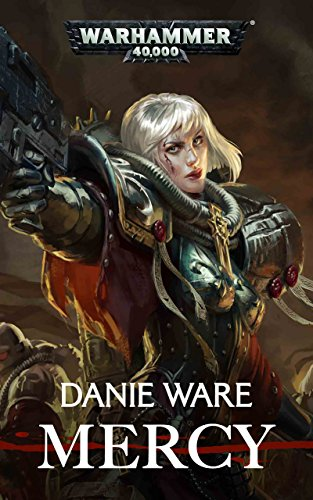 Cover mercy by Danie Ware