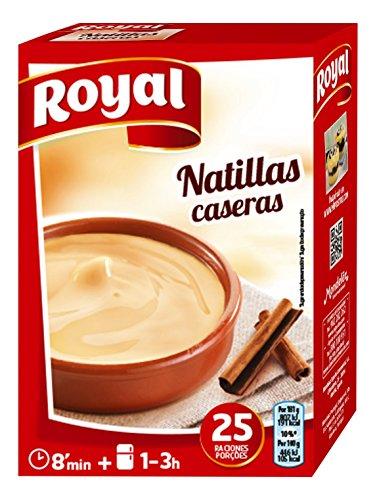 Natillas Caseras - Vanillecreme