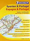 Spanien & Portugal Straßenatlas (Michelin Nationalkarte) - k.A.